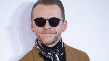 Comedian goes Hollywood: Promi-Geburtstag vom 14. Februar 2020: Simon Pegg