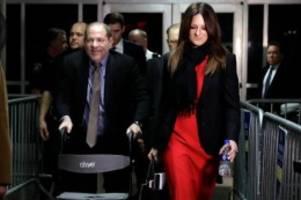 Plädoyer der Verteidigung: Weinstein-Prozess: Seine Anwältin macht Druck auf Jury