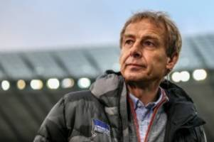 Bundesliga: Unakzeptabel – Klinsmann fliegt aus Hertha-Aufsichtsrat