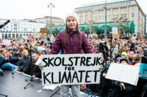 Klima-Ikone: Greta Thunberg kommt nach Hamburg – kurz vor der Wahl