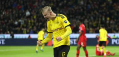 Der neue Rekordmann: Bundesliga-Club lehnte Wunderkind Haaland ab
