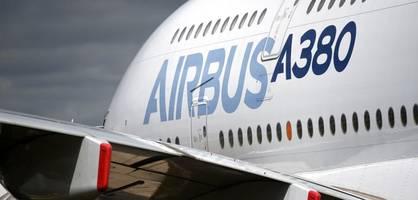 Airbus rutscht für das Geschäftsjahr 2019 ins Minus