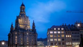 Dresden erinnert an Kriegszerstörung der Stadt vor 75 Jahren