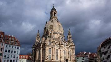 Frieden und Versöhnung: Dresden erinnert an Kriegszerstörung der Stadt vor 75 Jahren