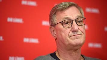 linke-chef riexinger macht neuwahlen von cdu abhängig