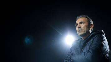 St. Pauli Trainer Luhukay beruhigt: Dresden kein Endspiel