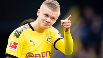 BVB: Erling Haaland verteidigt umstrittenen Spielerberater