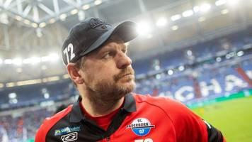 Nächster Paderborn-Gegner - Baumgart lässt Hertha-Wirbel kalt: Müssen auf uns schauen