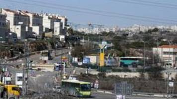 Israelische Siedlungen: UN-Liste sorgt für Empörung