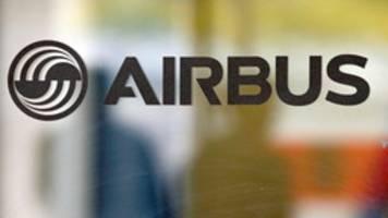 Nach Strafzahlungen: Airbus rutscht in rote Zahlen