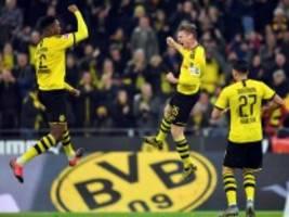 BVB-Sieg gegen Eintracht: Trainer Favre ist halt doch manchmal ein Fuchs