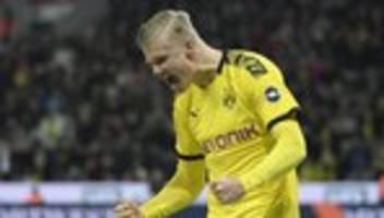 22. Spieltag: Dortmund gewinnt gegen Eintracht Frankfurt