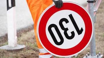 News von heute: Tempolimit auf Autobahnen scheitert im Bundesrat