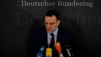 Spahn fordert Emanzipation der CDU von Merkel