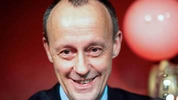 CDU-Nachfolge: Bereit Verantwortung zu übernehmen: Merz will «Aufbruch»