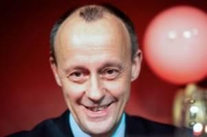 CDU-Nachfolge: Bereit Verantwortung zu übernehmen: Merz will Aufbruch