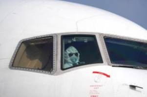 Flugpausen der Airlines: Coronavirus: Luftverkehr mit Umsatzverlust in Milliardenhöhe