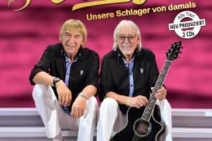 offizielle deutsche charts: die amigos landen ihr elftes nummer-eins-album