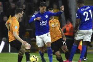Premier League: Leicester nur mit torlosem Remis in Wolverhampton Wanderers