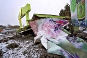 newsblog: orkantief: ex-bürgermeister wurde von böe erfasst und stirbt