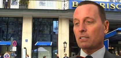 US-Botschafter sieht eine verbesserte Partnerschaft zu Deutschland