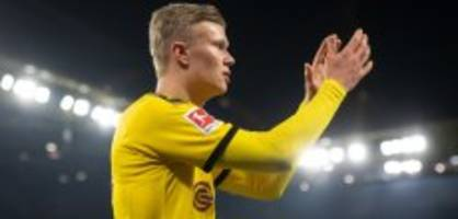 Bundesliga: Haaland trifft wieder, Akanji nur auf der Bank