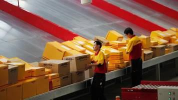 Coronavirus: Post nimmt keine Päckchen und Pakete nach China und Hongkong mehr an