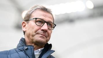 Kritik an Vereinsführung: Buchwald sieht keine Basis für VfB-Rückkehr