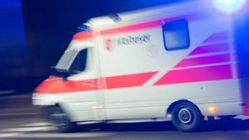 Vorfahrt missachtet: Vier Schwerverletzte in Ahrenshagen