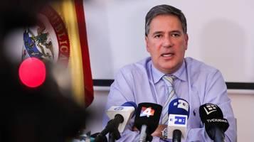 Kolumbien: Polizei findet Drogen-Labor auf Botschafter-Grundstück