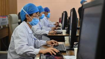 wirtschaft stärker betroffen - covid-19-epidemie: immer mehr infizierte