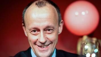 CDU-Nachfolge - Bereit Verantwortung zu übernehmen: Merz will Aufbruch
