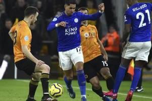 Leicester nur mit torlosem Remis in Wolverhampton Wanderers