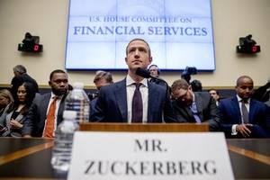Mark Zuckerberg ist offenbar bereit zu höheren Steuerzahlungen für Tech-Konzerne