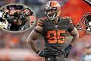 Brutale Schlägerei war Aufreger der Saison - Gesperrter NFL-Star Myles Garrett spricht erstmals über Auslöser