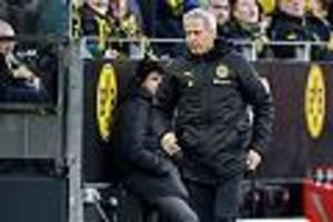 Bundesliga, 22. Spieltag - Borussia Dortmund - Eintracht Frankfurt im Live-Ticker