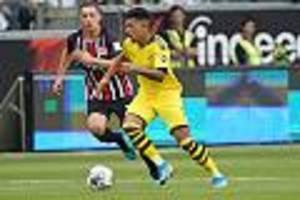 Bundesliga im Live-Stream - So sehen Sie BVB - Eintracht Frankfurt live im Internet