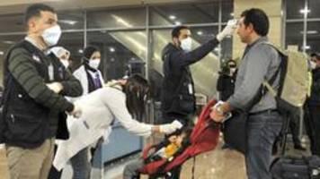 Ägypten meldet ersten Coronavirus-Fall in Afrika
