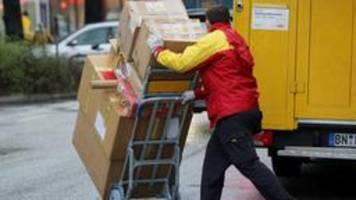 Coronavirus: Post nimmt keine China-Pakete mehr an