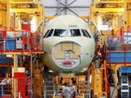 Handelsstreit mit der EU: USA verschärfen Strafzölle auf Flugzeuge von Airbus