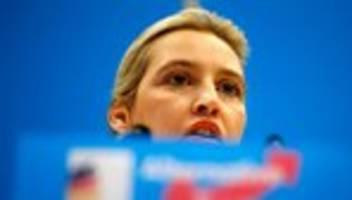 AfD Baden-Württemberg: Alice Weidel zur Landesvorsitzenden gewählt
