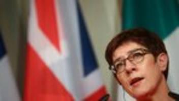CDU-Spitze: Zwei CDU-Mitglieder bewerben sich für Parteivorsitz
