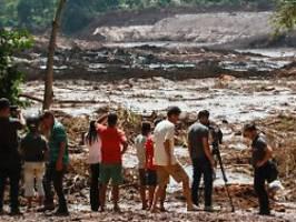 Dammbruch in Brasilien: Tüv-Mitarbeiter wegen Mordes angeklagt