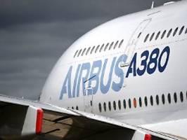 15 Prozent für Airbus-Maschinen: USA heben Zölle auf EU-Flugzeugimporte an
