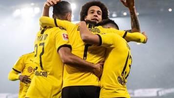 Souveräner Sieg: Starker BVB schöpft Mut für die Champions League