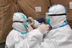 Krankheit erreicht Afrika: Coronavirus: Zahl der Infektionen in China steigt weiter