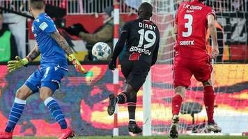 Bundesliga: Leverkusen mit spätem Sieg bei Union Berlin