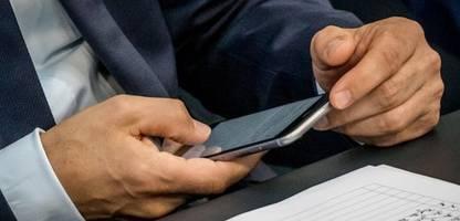 digitalisierung der politik: alles muss strahlen