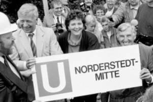 Norderstedt: Ex-Bürgermeister Volker Schmidt ist gestorben