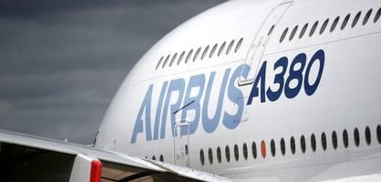 USA erhöhen die Strafzölle auf Airbus